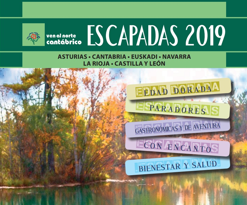 FOLLETO ESCAPADAS 2019